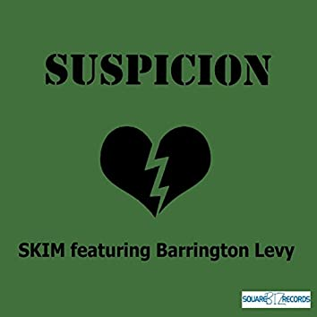 Suspicion (feat. Barrington Levy)