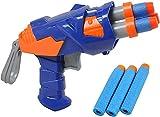 FREEHM Pistola de Juguete de Bala de Espuma Suave/Juguetes educativos para niños, Juguete al Aire Libre Blaster Elite Assault Kids, 3 Dardos Especiales, los Mejores Regalos para niños