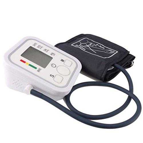 Medidor parlante presión arterial electrónico brazo