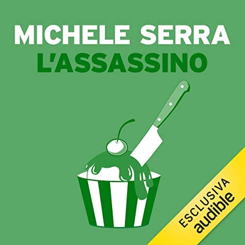 L'assassino audiobook cover art