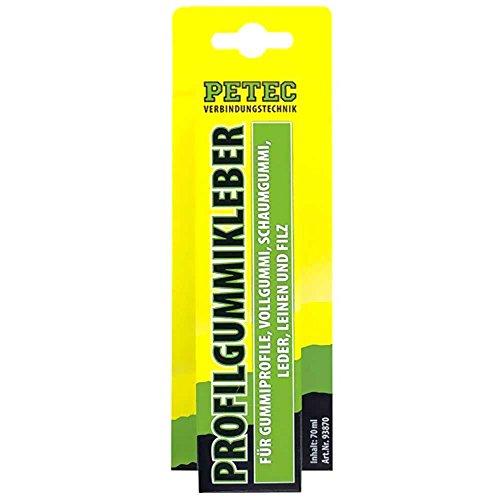 Petec Profilgummikleber Tube 70g 93870 4013558938707