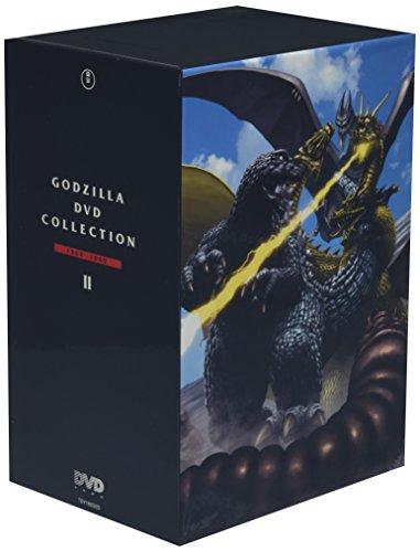 ゴジラ DVDコレクションII(7枚組)