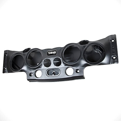 DS18 JK-SBAR/B Overhead Soundbar, Black