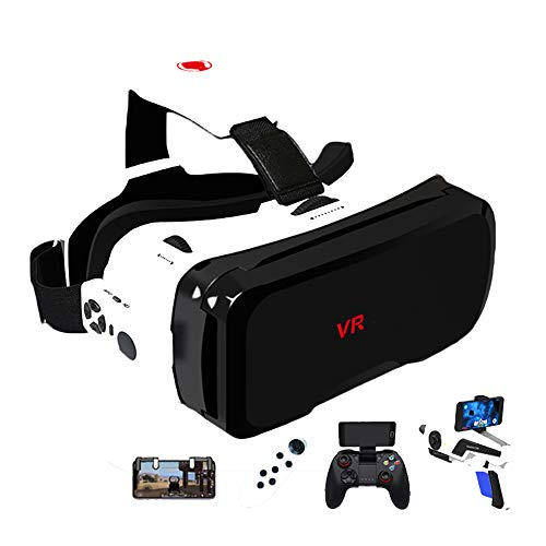 Review Of YANJINGYJ Virtual Reality Glasses 3D Glasses, Head-Mounted 360 Degree Panorama Mode, Suppo...