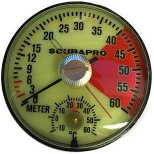 SCUBAPRO Analog Depth Gauge Standard Capsule Only