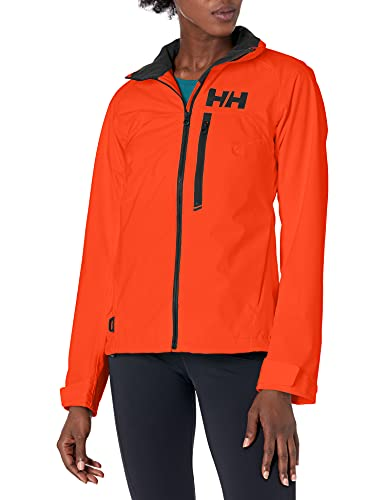 Helly Hansen Damen Damen Jacke Hp Racing Midlayer Jacke, Cherry Tomato, L, 34070