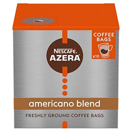 NESCAFÉ AZERA Americano Blend, 10x 80g sachets (Pack of 3, Total of 30 Sachets)