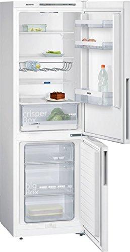 Siemens KG36VVW32 iQ300 Kühl-Gefrier-Kombination / A++ / 186 cm Höhe / 227 kWh/Jahr / 215 Liter Kühlteil / 94 Liter Gefrierteil / CrisperBox Feuchtigkeitsregler