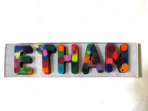 Personalized Name Crayons for Kids