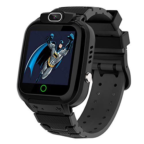 Smart Watch for Kids Boys Girls, Age 3-10 Children(3 Colors) with Video Recorder & Player, Music MP3 Player,Games,Camera Stopwatch Timer - Kids Smart Watch - Christmas and New Year Gifts
