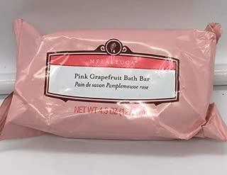 Melaleuca Pink Grapefruit Bath Bar