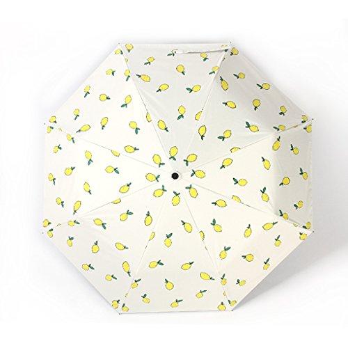 Xx101 Paraguas Versión Coreana De La Sombrilla Fresca Pequeña Sombrilla Creativa Protector Solar De Vinilo Protector Solar Protección Solar UV Accesorios de Viaje