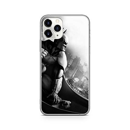 Ert Group WPCBATMAN4082 Cubierta del Teléfono Móvil Batman 015 iPhone 11 Pro