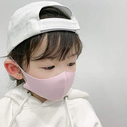 Bayrick Máscaras de 5 Piezas para niñas y niños-Rosa para