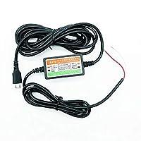 Hxfang® ケーブルフィットの直接接続DVRミニUSB/マイクロUSB(CAB01-SMINI、CAB01-Smicro、CAB01-Cmini、CAB01-Cmicro) (Color : Straight microUSB)
