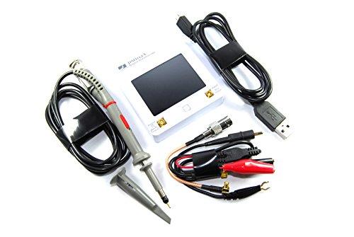 JYE-Tech DSO112A Digitales Oszilloskop, Korallenrot