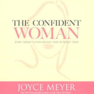 The Confident Woman audiobook cover art