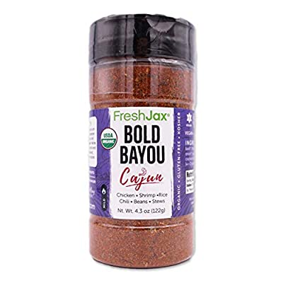 FreshJax Gourmet Organic Spice Blends