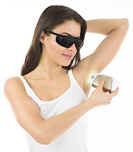 SafeLightPro Lichtschutzbrille für die HPL/IPL Haarentfernung - 3