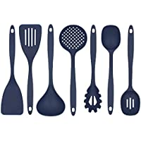 7-Pieces Glad Cooking Kitchen Utensils Set (Blue)