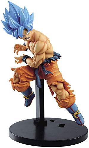 Preisvergleich Produktbild Banpresto Dragon Ball S TAG FIGHTERS Kamehameha SON GOKOU Figure Figurine 17cm