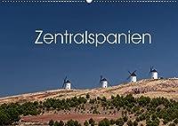 Zentralspanien (Wandkalender 2022 DIN A2 quer): Impressionen aus dem Herzen Spaniens (Monatskalender, 14 Seiten )