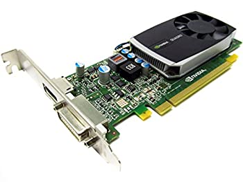 0PWG0F DELL NVIDIA Quadro 600 w/1GB PCIe x16 Graphics Card