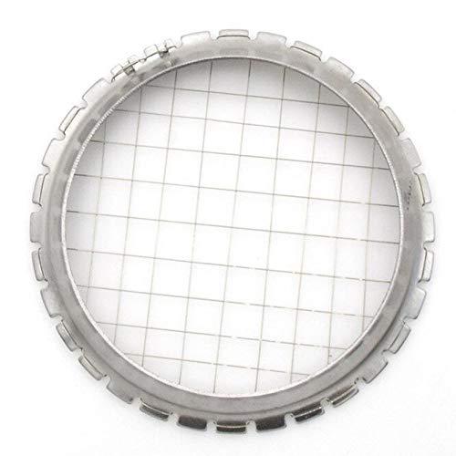 Edelstahl Kartoffelstampfer, Mesh-rund Handbuch Slicer Werkzeug Küchenversorgung Form
