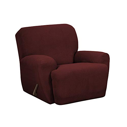 Maytex Reeves 4-Piece Recliner Slipcover
