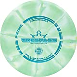 Dynamic Discs Prime Burst Trespass Disc Golf Driver | Frisbee Golf Disc | Maximum Distance Driver | Neutral Flight Pattern | Stamp Colors Will Vary (Green)
