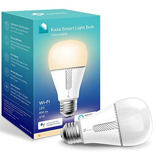 Our #4 Pick is the TP-Link Kasa Smart Light Bulb