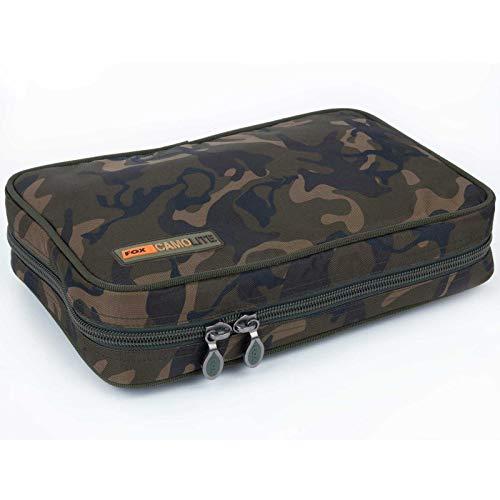Fox Carp Fishing NEW Camolite Buzz Bar Bag