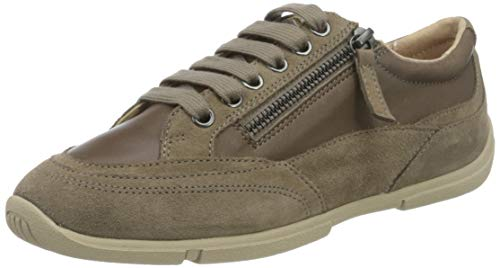 Geox D Aglaia C, Sneaker Mujer