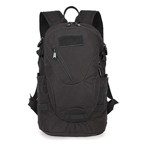Sac à Dos Randonnee Yuan Ou 20L Tactical Backpack Hiking Bag Military Rucksack Bags Men Travel Camping Outdoor Sports Black
