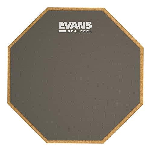 "EVANS RF6GM Pad Allenatore RealFeel, 6"""