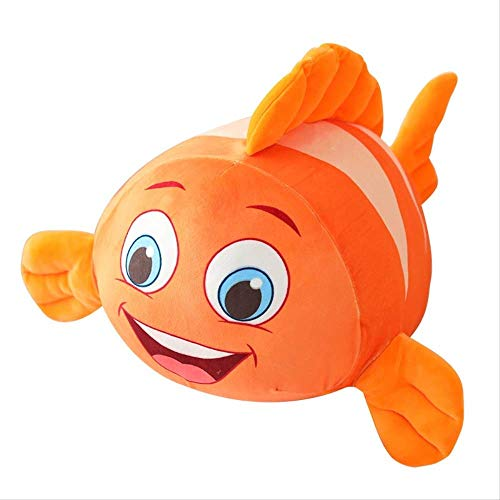 JMHomeDecor Soft Toys Clownfish Plush Toy Marine Life Clown Fish Soft Pillow Cushion Children Girl Soft Toys