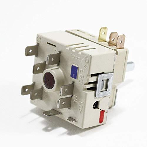 Price comparison product image 318531500 Cooktop Element Control Switch Genuine Original Equipment Manufacturer (OEM) Part