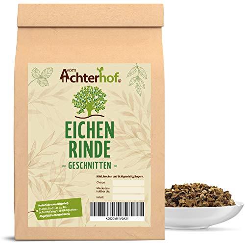 250 g Eichenrinde geschnitten Eichenrindentee Kräutertee vom-Achterhof
