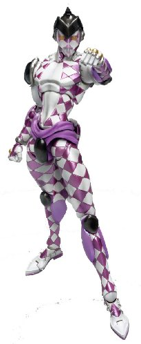 Medicos JoJo's Bizarre Adventure: Part 5--Golden Wind: Purple Haze Super Action Statue