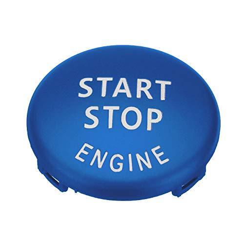 Arranque con un botón, cubierta de ajuste de parada de arranque de motor de coche, ajuste de coche, para BMW E87 E90 E91 E92 E93 E60 X1 X3 X5 X6 Z4 E84 E83 E70 E71 E89 Arranque con un botón