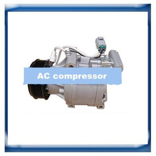 Gowe AC Kompressor für scs06C Scroll Toyota MR2Spyder Daihatsu Materia AC Kompressor 4472605620447300–8780447220–6273