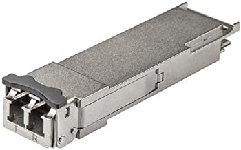 HP JG661A Compatible QSFP+ Module - 40GBase-LR4 Fiber Optical Transceiver (JG661A-ST)