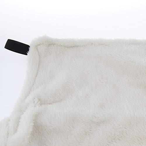 Mobility Scooter Abrigo Acogedor Impermeable Para Silla De Ruedas - Interior Acogedor Y Cálido - Cubre Las Piernas Y La Parte Inferior Del Cuerpo | Protege Protege Las Piernas Y El Cuerpo Del Frío