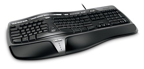 Microsoft B2M-00013 Natural Ergonomic Keyboard 4000 (English)