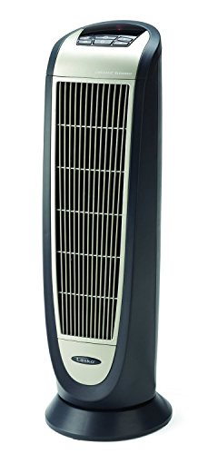 Lasko 5160 Ceramic Tower Heater with Remote Control, Black...