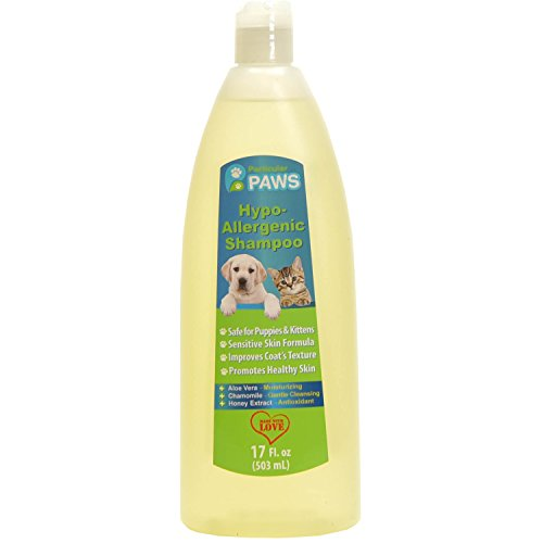 Particular Paws Hypoallergenic Dog Shampoo Reviews
