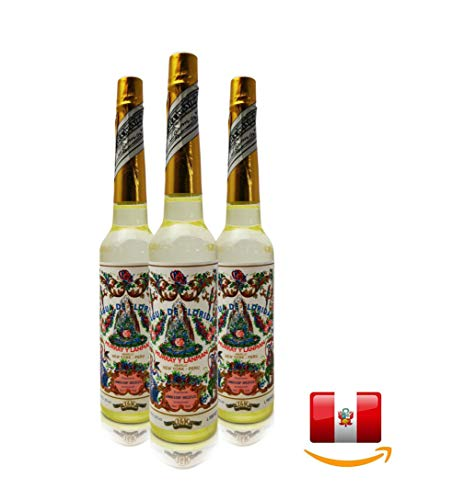 Mi-Tierra 1 Set 3 in1 Agua de Florida 270 ml Spirit Florida Water original Murray & Lanman aus Peru, für Mann und Frau. Ein Cologne, ein Duft das erfrischend und belebend auf unsere Sinne wirkt.