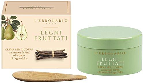 L'Erbolario Legni Fruttati Crema per il Corpo - 250 ml