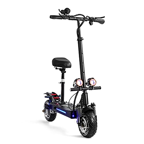 ReddyRD4 Electric Scooter, Max Speed 40MPH, 55...