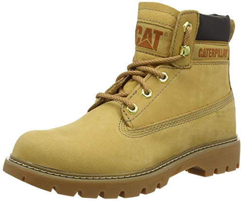 Cat Footwear Damen Lyric Kurzschaft Stiefel, gelb (Honey Reset Honey), 39 EU
